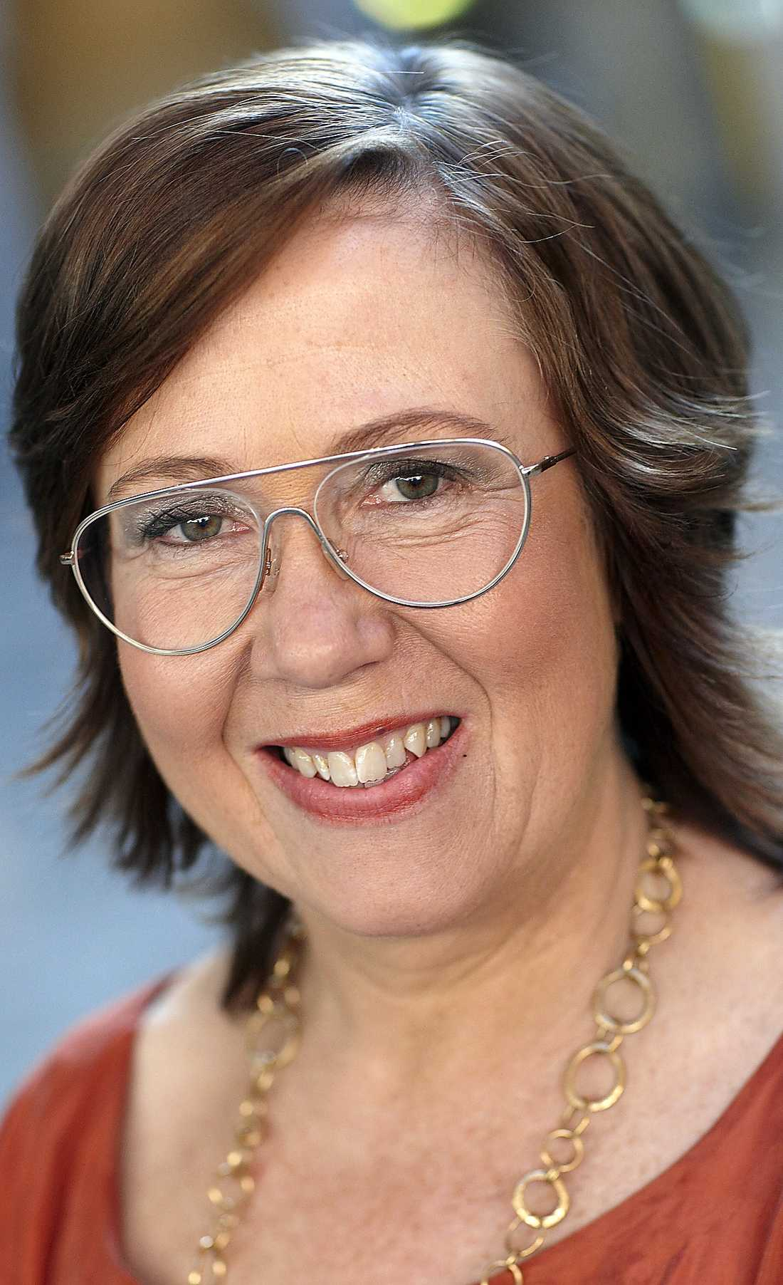 Madeleine Sjöstedt, kulturborgarråd i Stockholm.