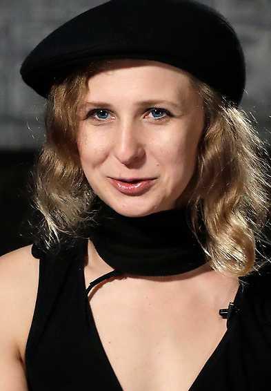 Maria Aljochina, Pussy riot.