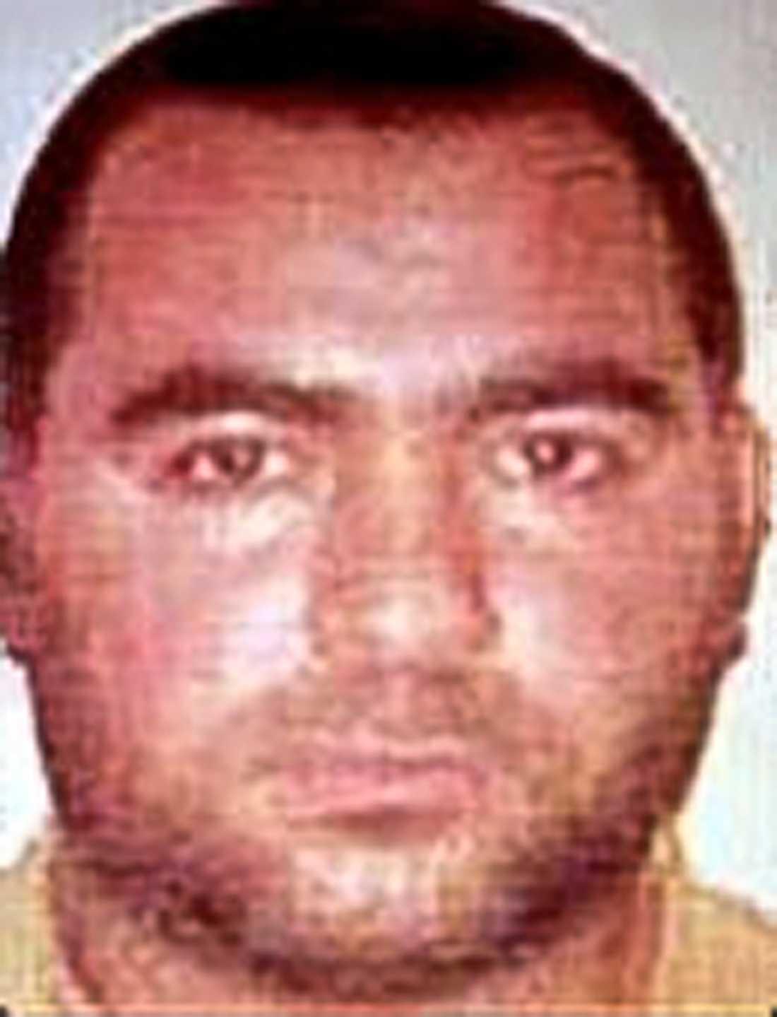 Gammal bild på Baghdadi.
