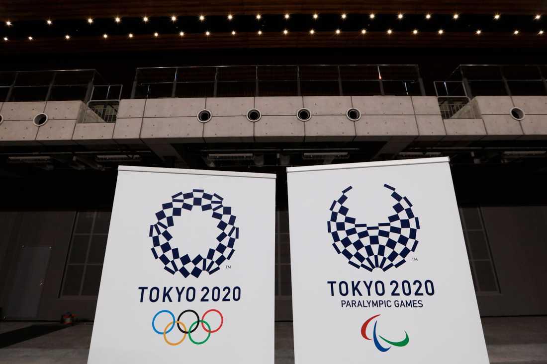 Planerna för sommarens OS och Paralympics i Tokyo fortgår trots spridningen av coronaviruset. Arkivbild.