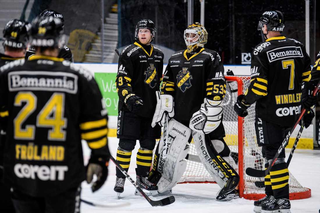 AIK räddade sviten – men förlorade i förlängning mot Västerås.