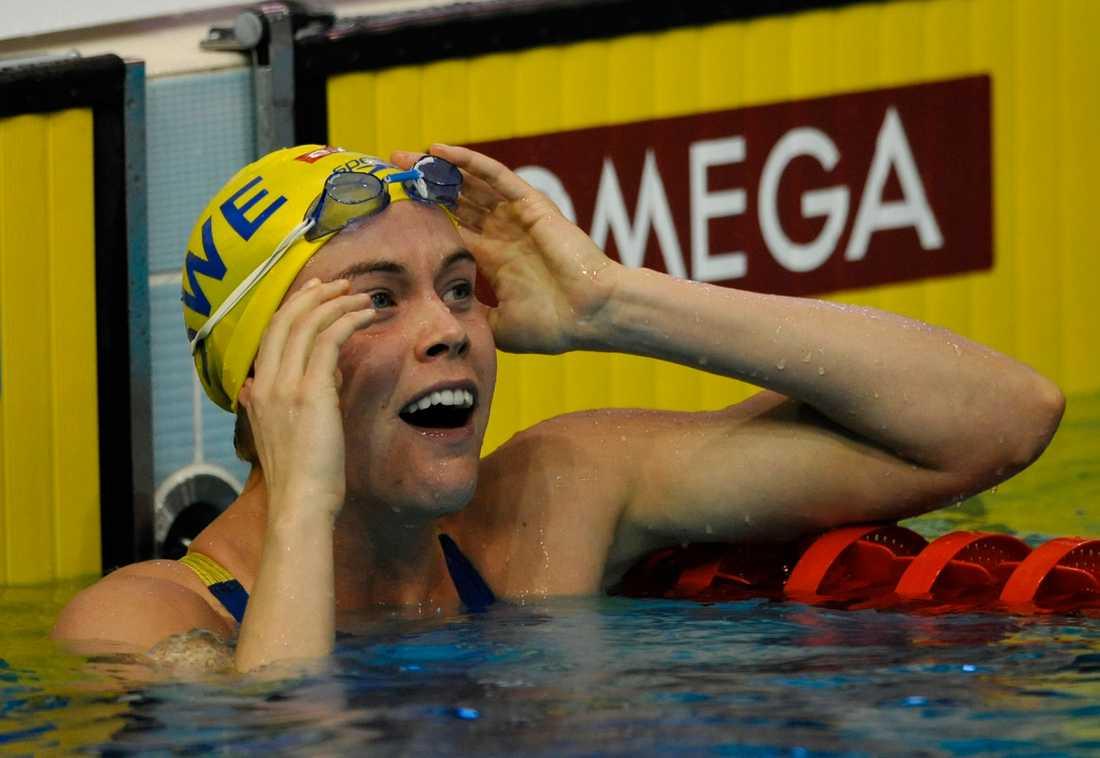Anna-Karin Kammerling, 31, simning Var under många år världens bästa sprinter i fjärilsim. Har innehaft världrekordet i 50 meter fjärilsim hela sju gånger.