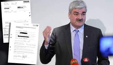 I drygt två år har Håkan Juholt låtit skattebetalarna betala hela hans hyra, trots att sambon Åsa Lindgren ska stå för halva.