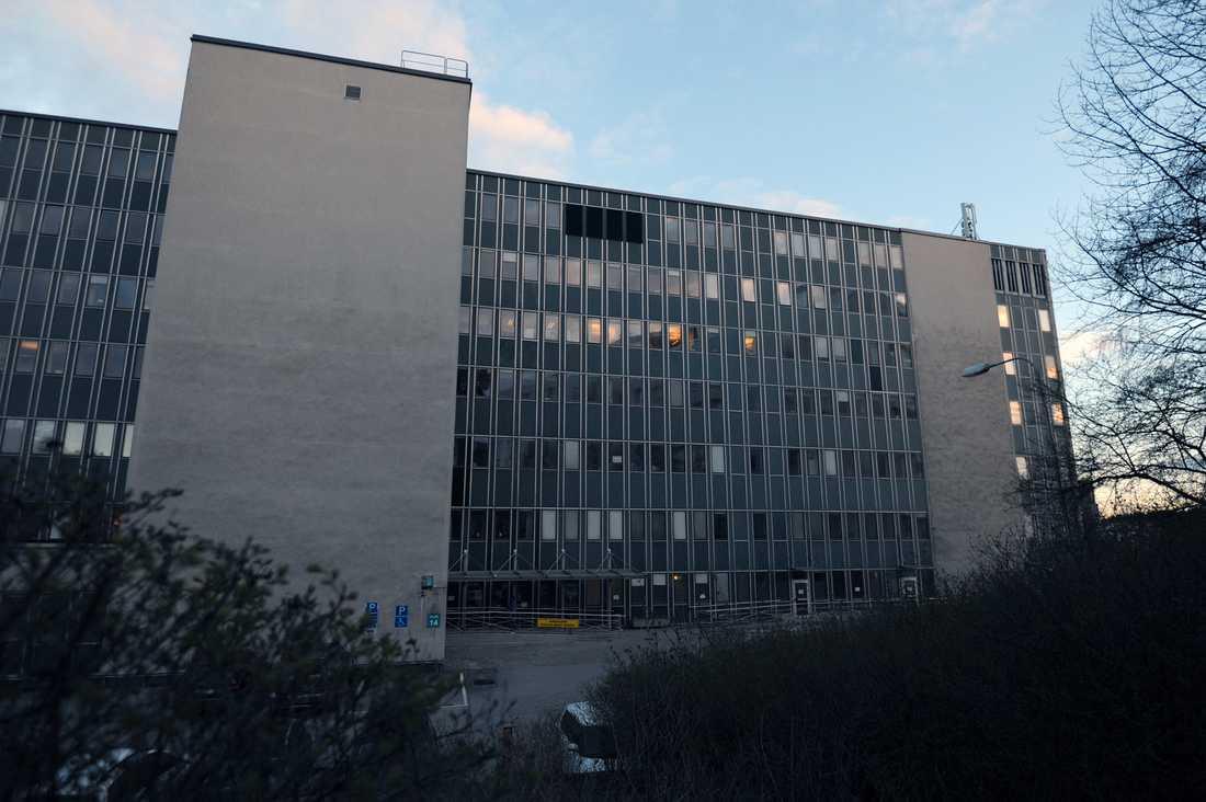 Danderays sjukhus