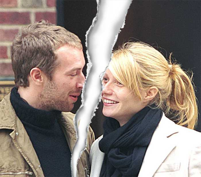 Gwyneth Paltrow och Chris Martin gifte sig 2003, tio år senare meddelar de att de ska skiljas.