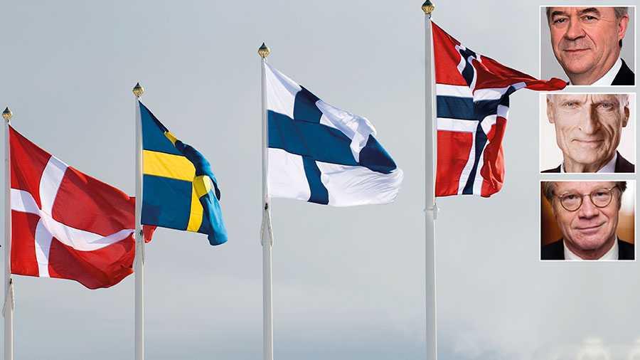 Besluten om att stänga gränser i Norden fattas i huvudstäderna, långt från de medborgare vars vardag är i en gränsregion – och utan hänsyn till vilka konsekvenser det medför, skriver Sven-Erik Bucht, Bertel Haarder och Kimmo Sasi, tidigare ministrar i Sverige, Danmark och Finland.