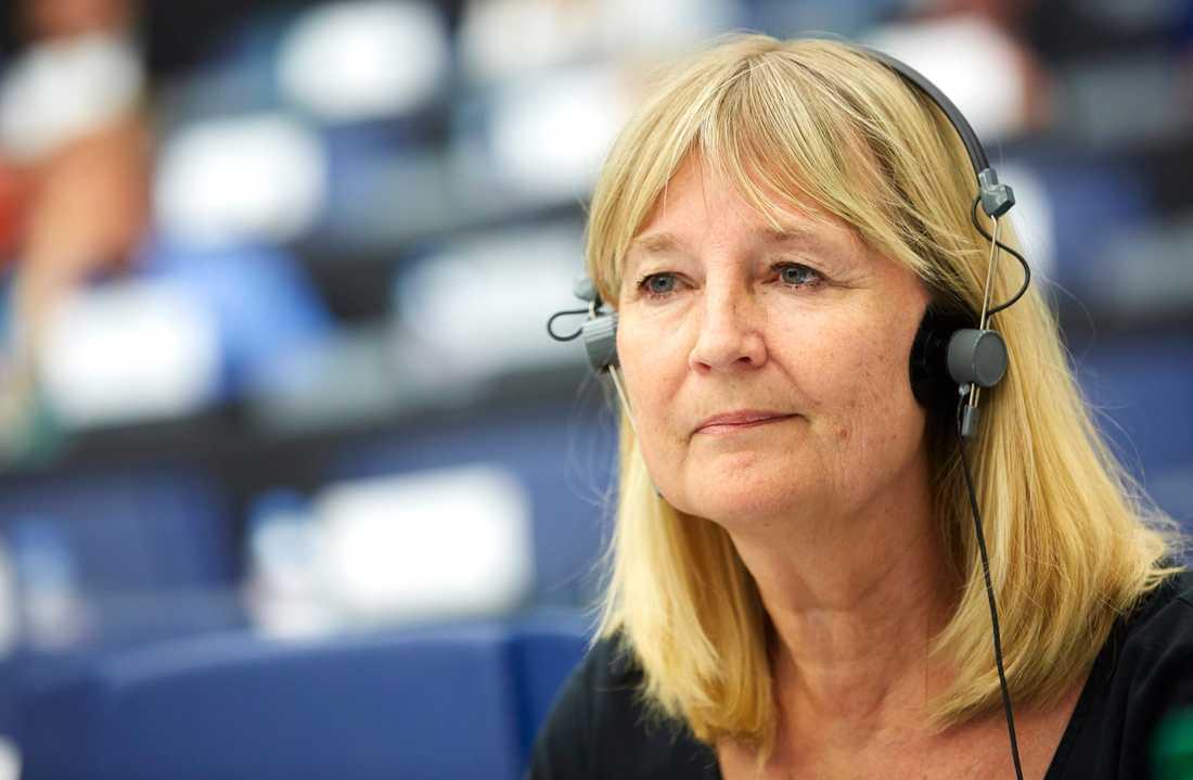 """Ledamöterna i EU-parlamentet suckar över utebliven uppmärksamhet. """"Ingen jävel bryr sig"""", säger avgående Marita Ulvskog (S). Arkivfoto."""