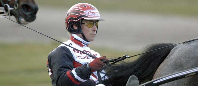 Göran Jansson hoppas på en V65-seger på söndag med ett eget förvandlingsnummer.
