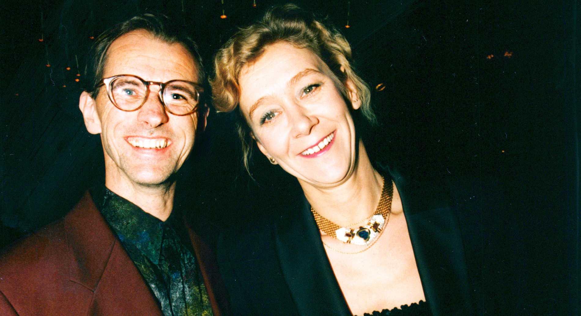 Hans Wiktorsson och Med Reventberg har varit gifta sedan 1976.