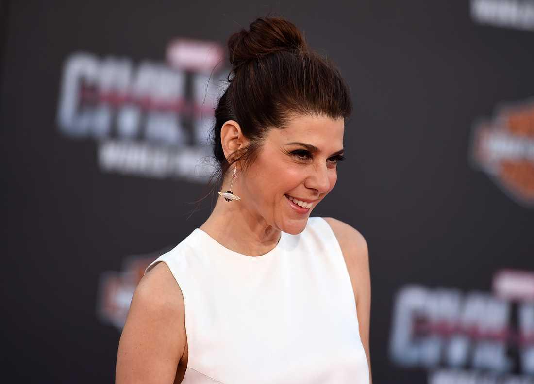 """Marisa Tomei blev för mycket i """"Spider-man: Homecoming"""""""