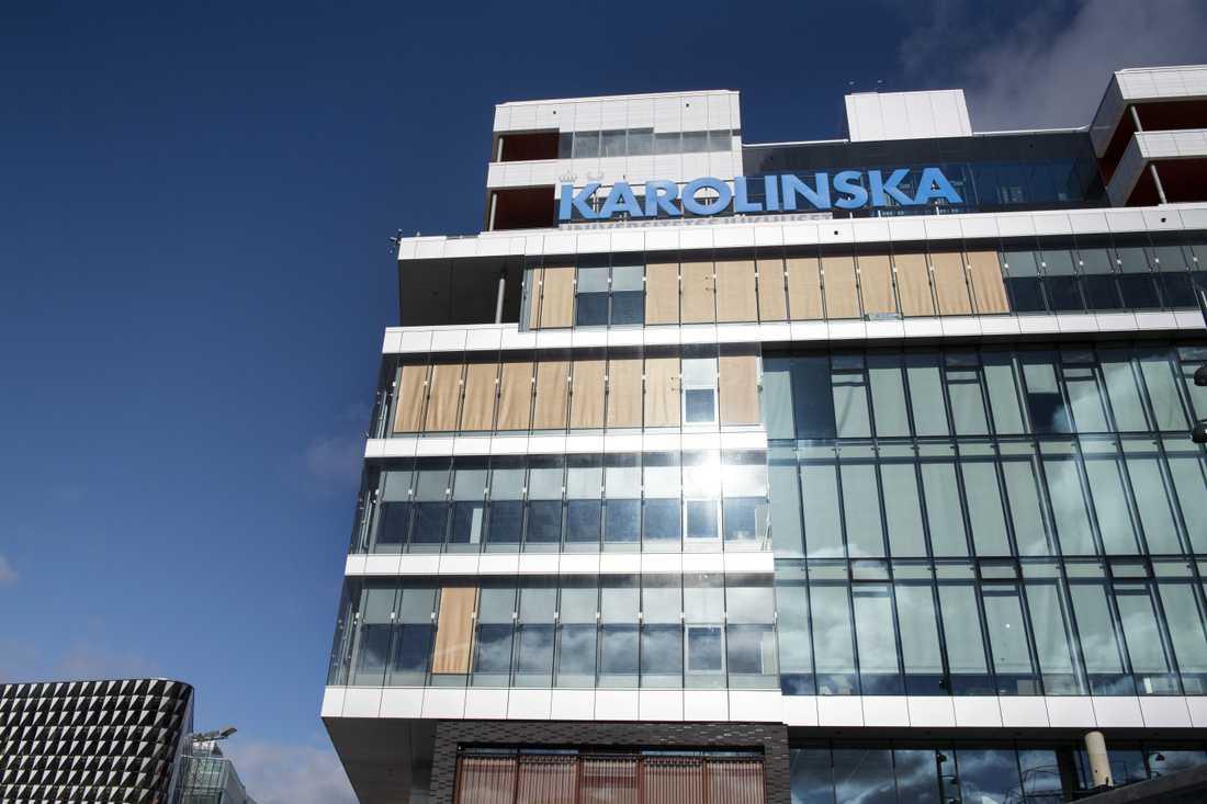 """""""Karolinskas policy om nolltolerans mot antisemitism och rasism har i praktiken varit tomma ord"""", säger den judiske läkaren."""