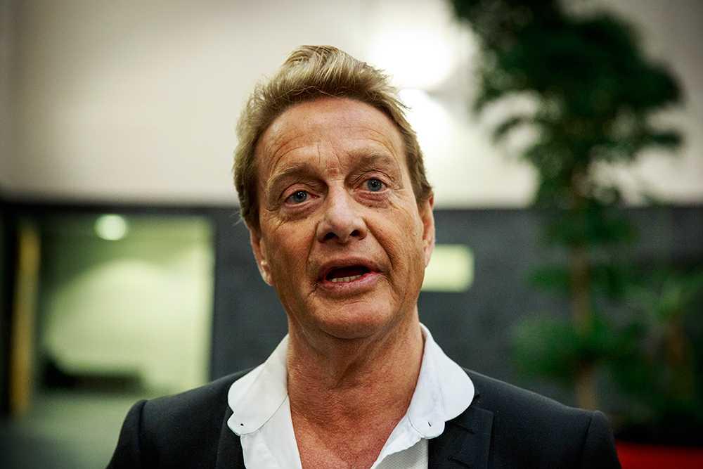 """Björn Ranelid, 64 år, författare, Österlen """"Ge barnet kärlek och känn gränslös lycka, för varje barn som föds på denna jord är unikt."""""""