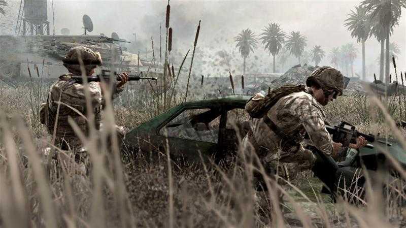 Modern Warfare.