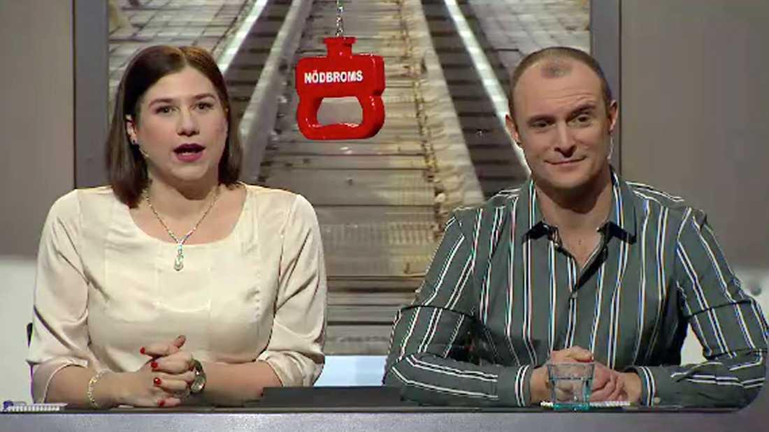 Kristin Lundell och Johan Hilton är utslagna.