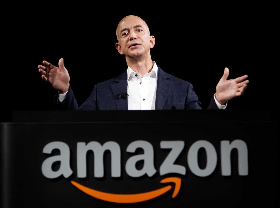 Jeff Bezos är världens sämsta chef