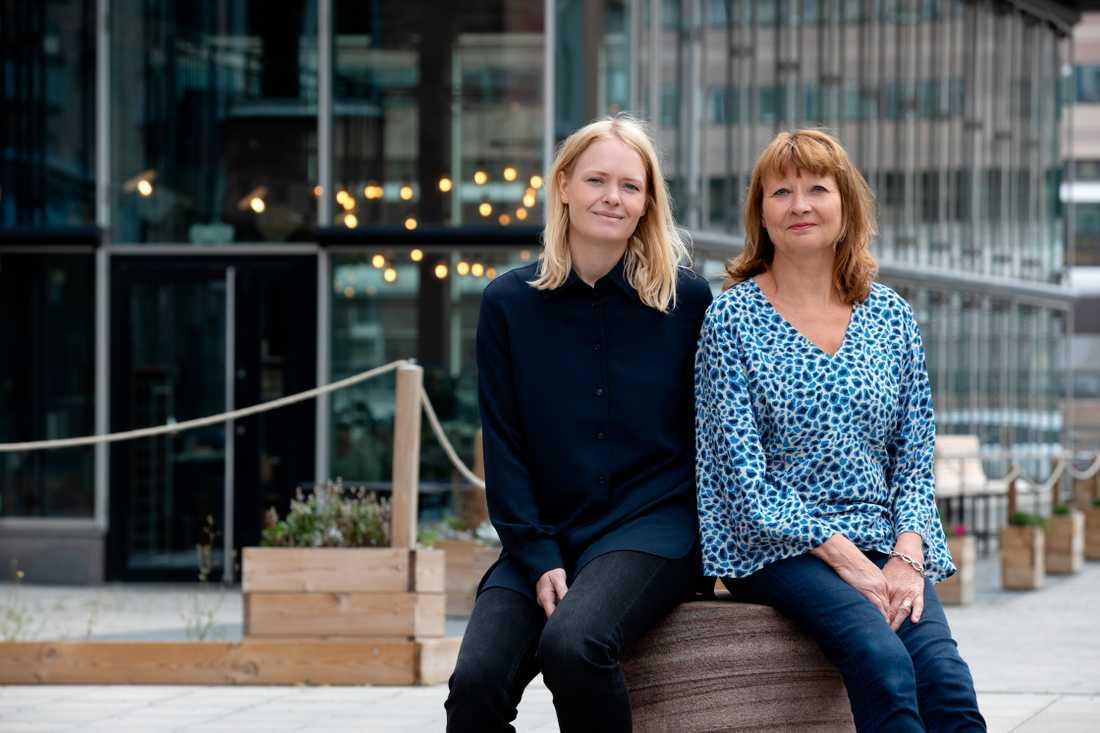 """Granskningen """"Dödade kvinnor"""" av Kristina Edblom och Kerstin Weigl är nominerad i kategorin Årets ljud & bild. Producent för podden är Marcus Ulvsand."""