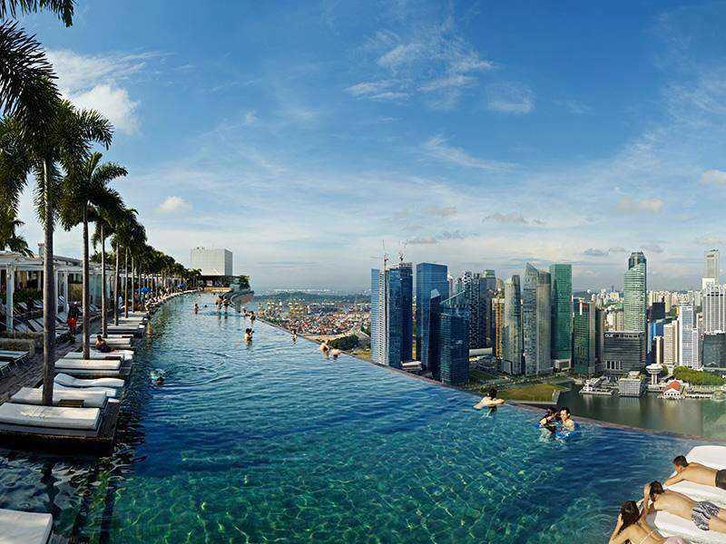 Marina Bay Sands i Singapore, Singapore