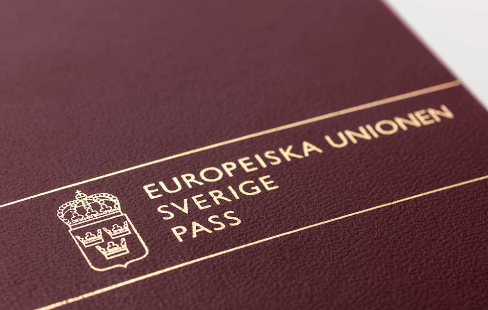 Ditt pass är en värdefull handling och det kan bli stora problem om det försvinner på resan.