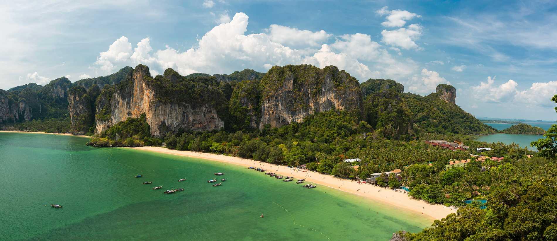 Resorna till Krabi ökar rejält i år.