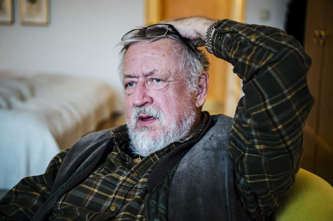 Leif GW Persson tillbaka i tv-rutan