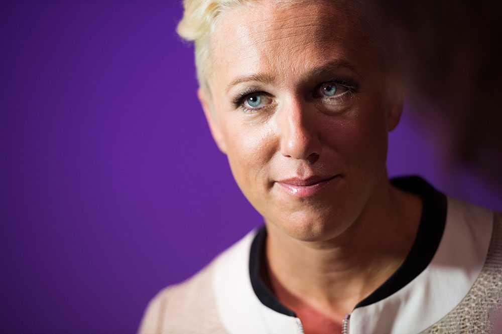 Kajsa Bergqvist är friidrottsexpert på SVT – profilen vill inte se Aregawi i OS