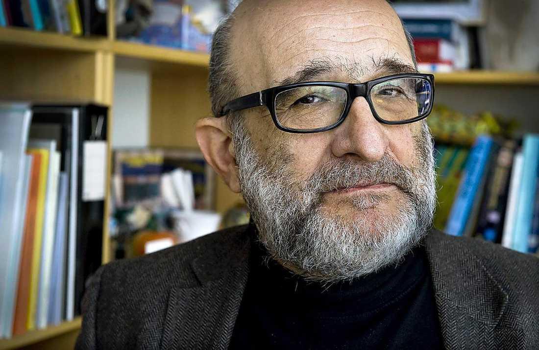 Professor Jerzy Sarnecki.