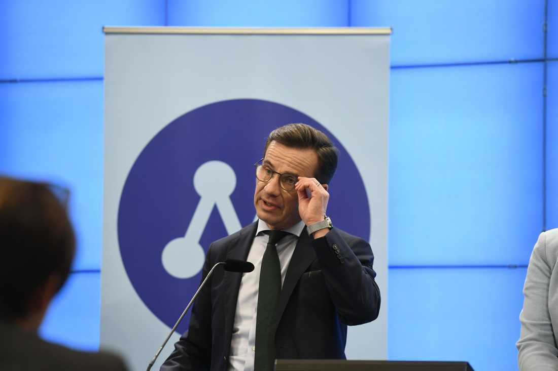I dag presenterar Moderaternas partiledare Ulf Kristersson förslag om att skärpa arbetskraftsinvandringen och stoppa fusket.