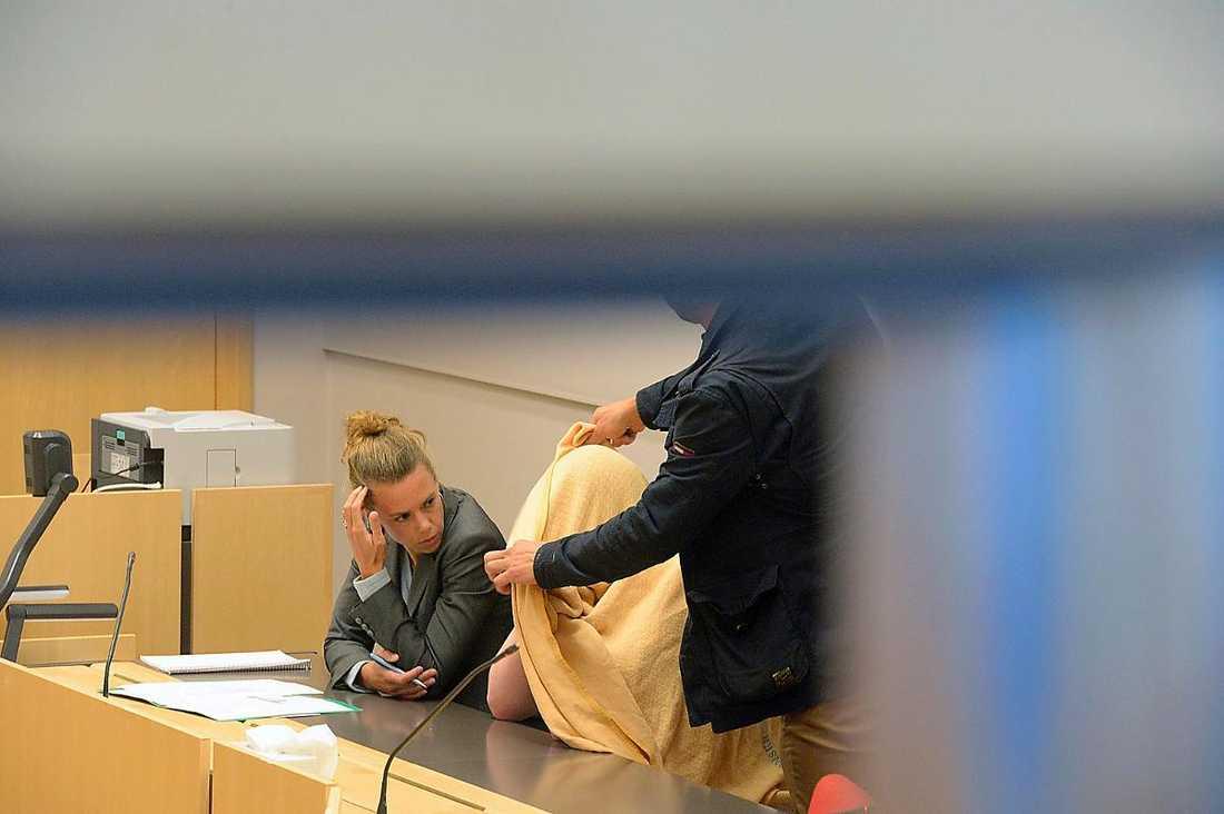 19-åringen har erkänt till mordet på Ida Johansson som mördades i joggingspåret i Upplands Väsby.