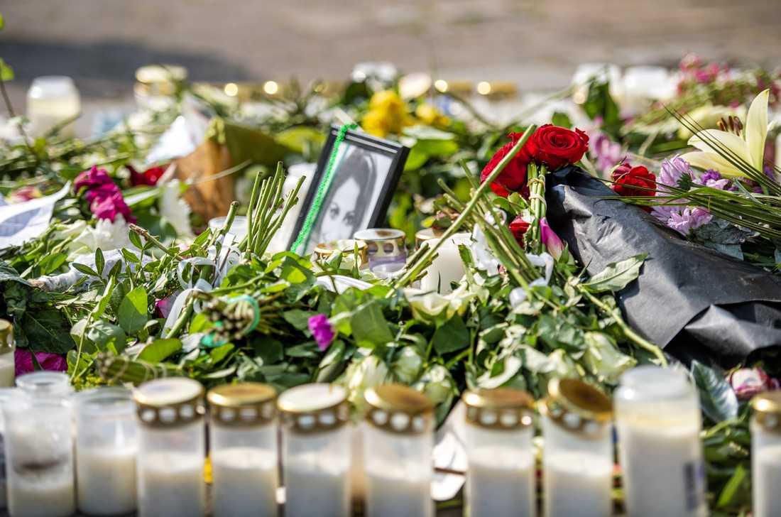 Karolin Hakim mördades utanför sitt hem på Sergels väg i Malmö den 12 augusti förra året.