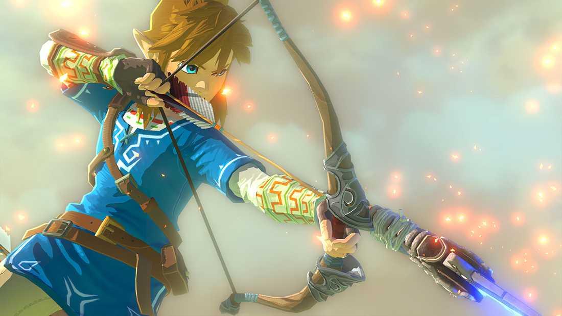 """""""Zelda"""" till Wii U."""