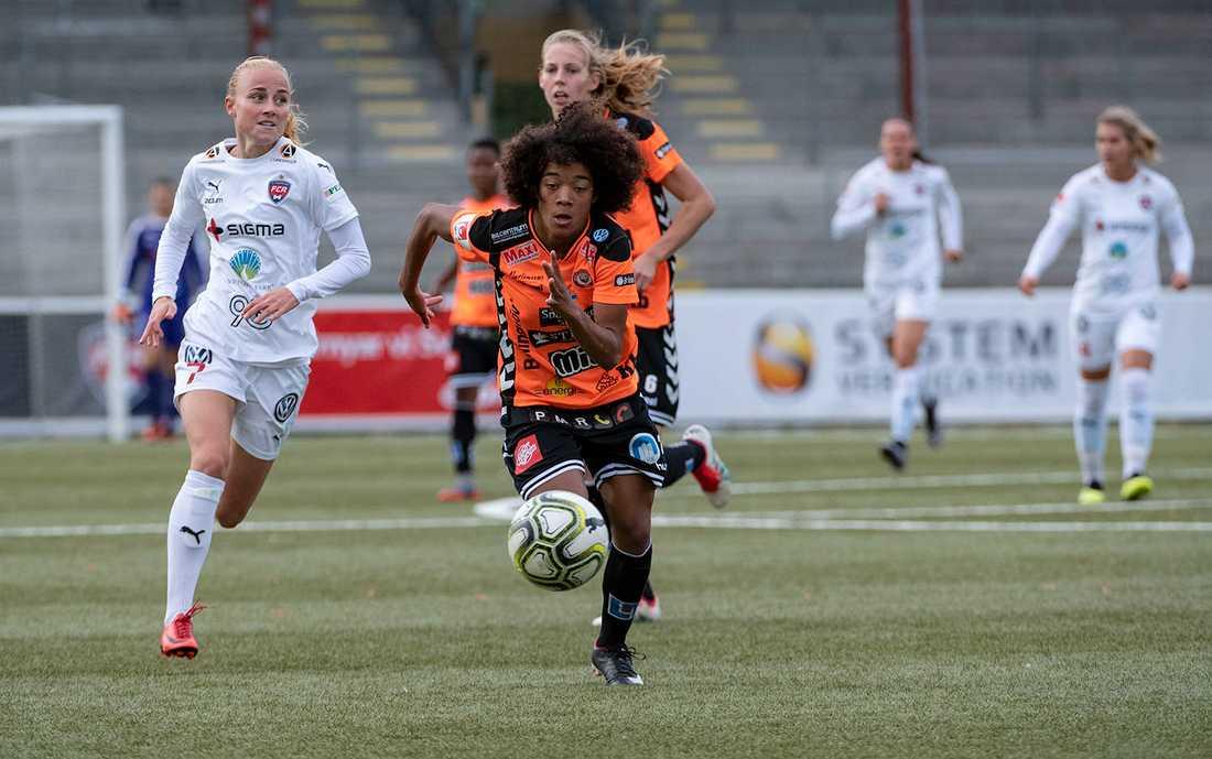 Kristianstads talang Evelina Duljan