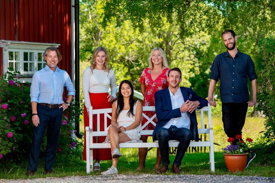 Magnus gift vid första ögonkastet 2019