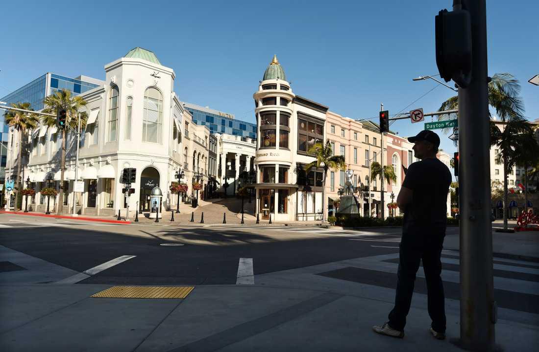 Los Angeles återfick en del av pulsen – sedan kom nyhetsrapporterna om de dåliga kurvorna.