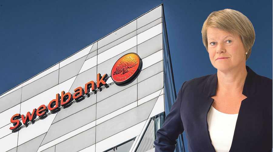 Vanligt folk står där som det yttersta skyddsnätet och garanterar bankernas förluster. Även politiker med de mest ihärdiga ideologiska skygglapparna borde inse att det inte håller, skriver Ulla Andersson.