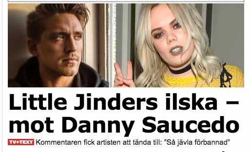Nöjesbladet 17 januari 2017.