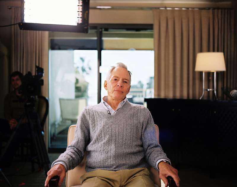 """NÄRGÅNGET  I dokumentärserien """"The jinx"""" utreds ifall Robert Durst låg bakom sin fru Kathleens försvinnande."""