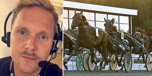 Trav365:s Eric Flygare liverapporterar från Solvalla.