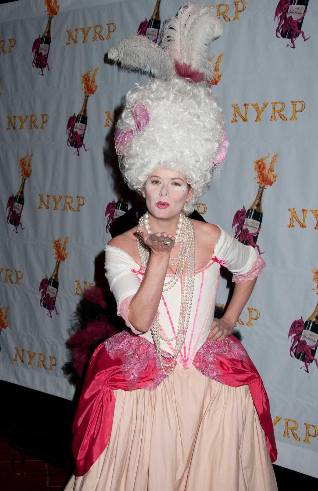Bette Midler som Marie Antoinette.