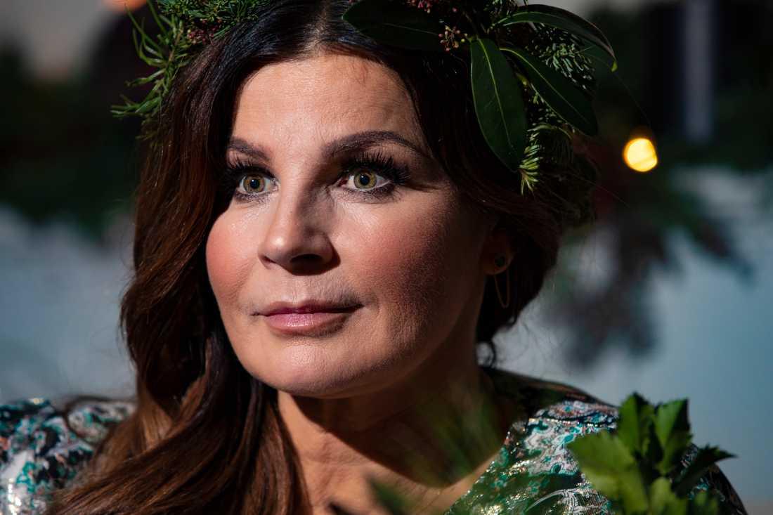 Carola Häggkvist.