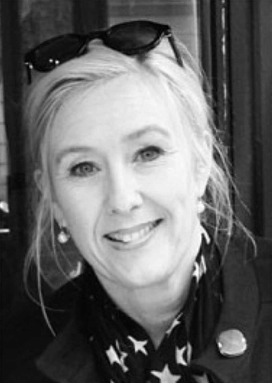 """""""Det händer väldigt mycket just nu. Det är helt galet"""", säger Annelie Gullström som bor i närheten."""