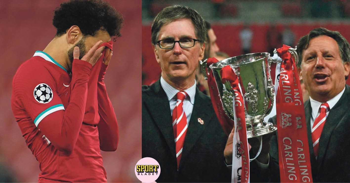 Liverpools ägare: Jag är ensamt ansvarig