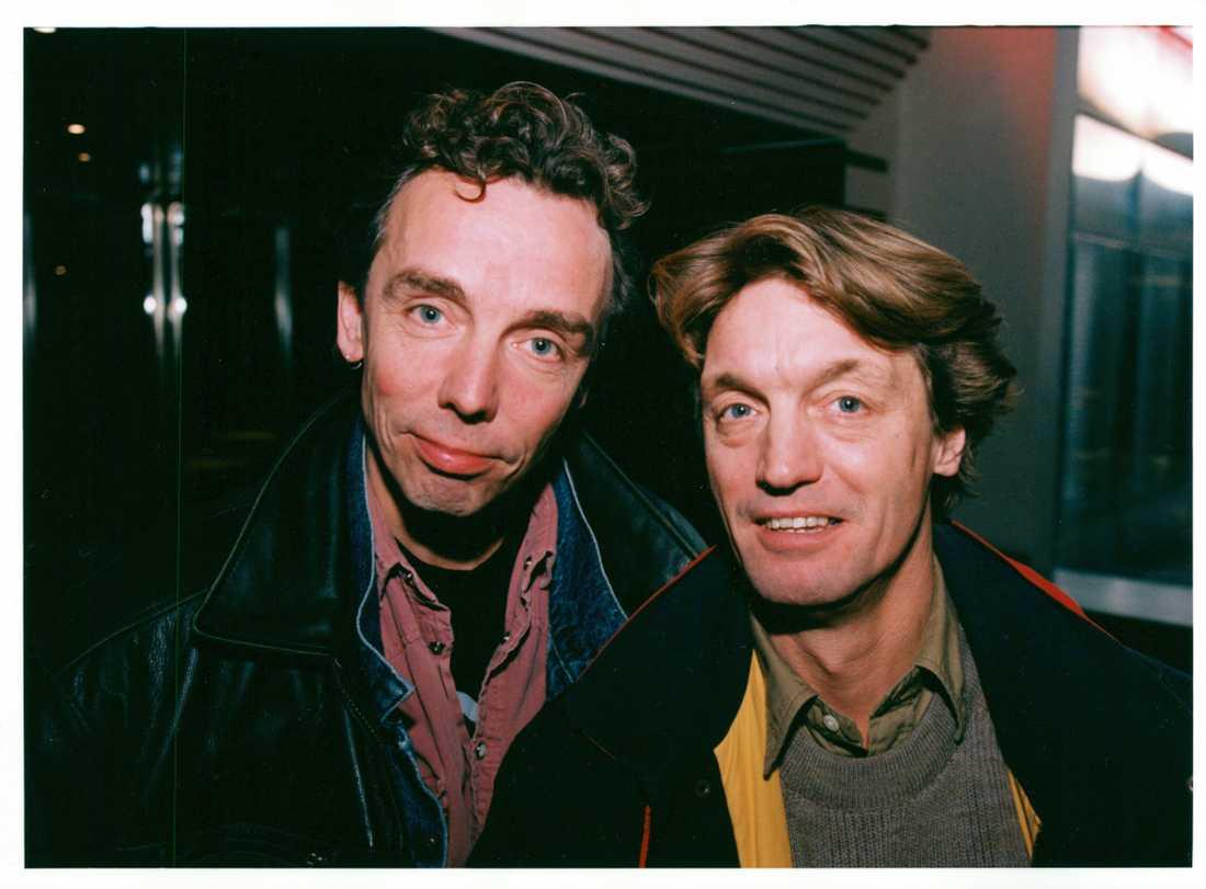 Tomas Forssell och Johannes Brost.