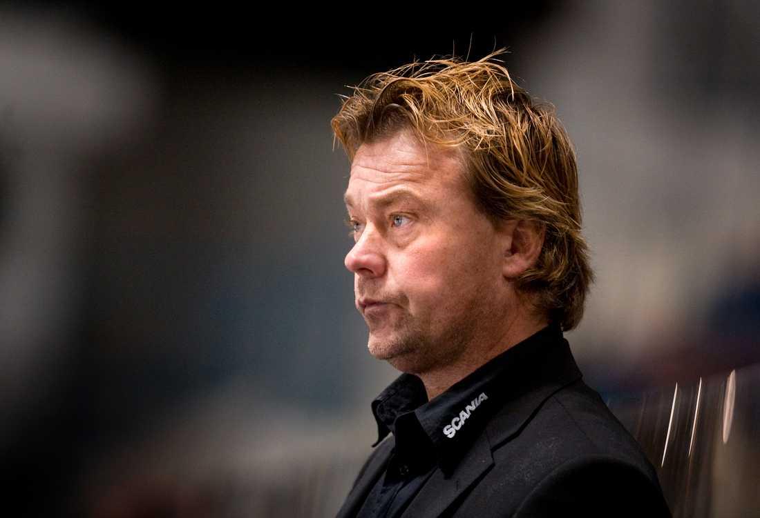 Charles Franzén har tidigare tränat IK Oskarshamn i Sverige.
