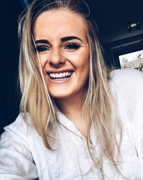 Martine är från Norge men bor för närvarande i Norrköping.