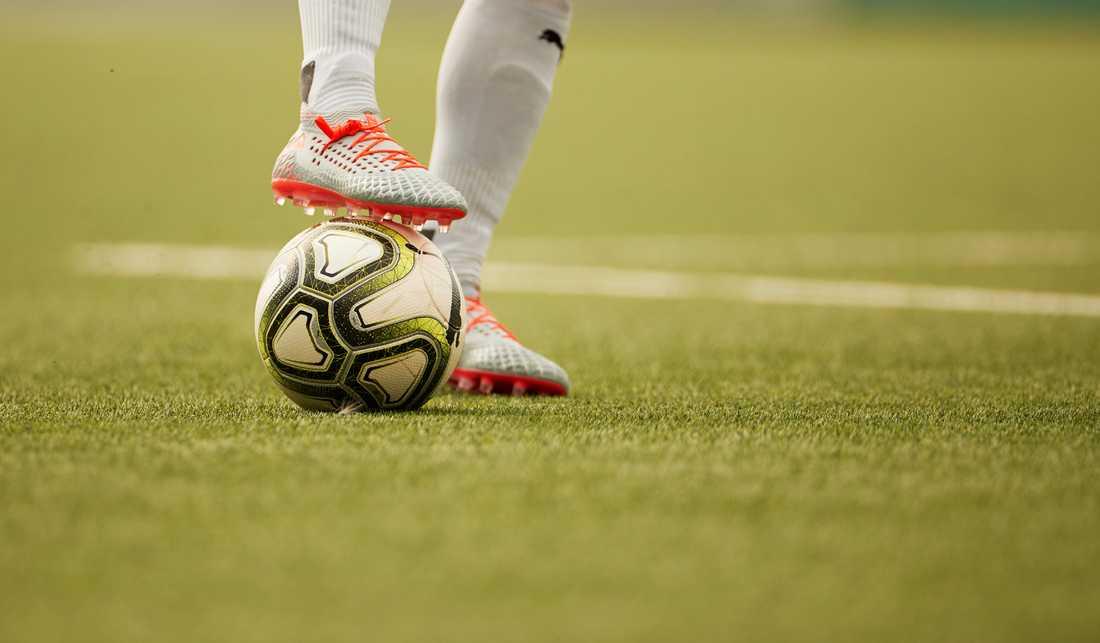 Snart inleds en fotbollsliga för damer i Saudiarabien. Arkivbild.