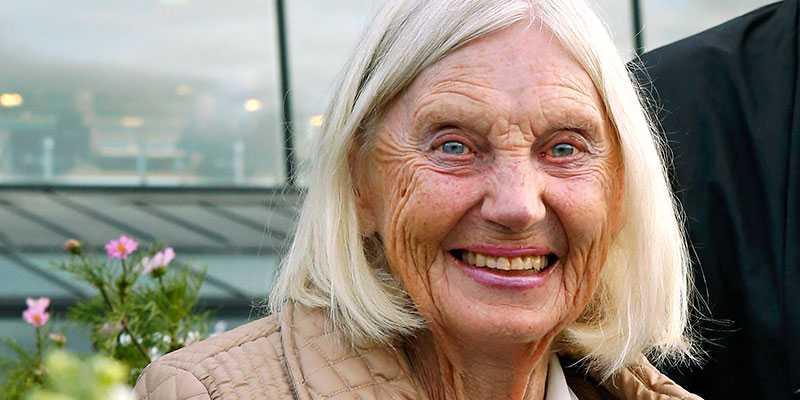 Margareta Wallenius-Kleberg om kvällen på Solvalla.
