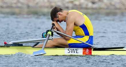 Lassi Karonen hade inte kraften som krävdes för att på allvar utmana om medaljerna.