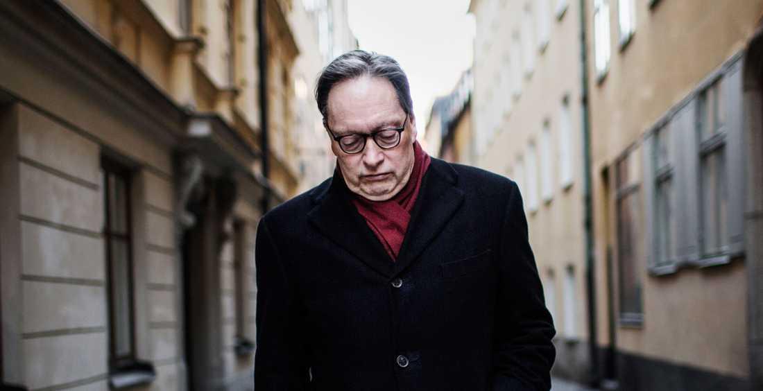 Horace Engdahl får inte tala när Svenska Akademien håller högtidssammankomst 18 december