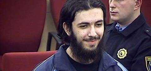 Mirsad Bektasevic från Kungälv på en bild från 2007.
