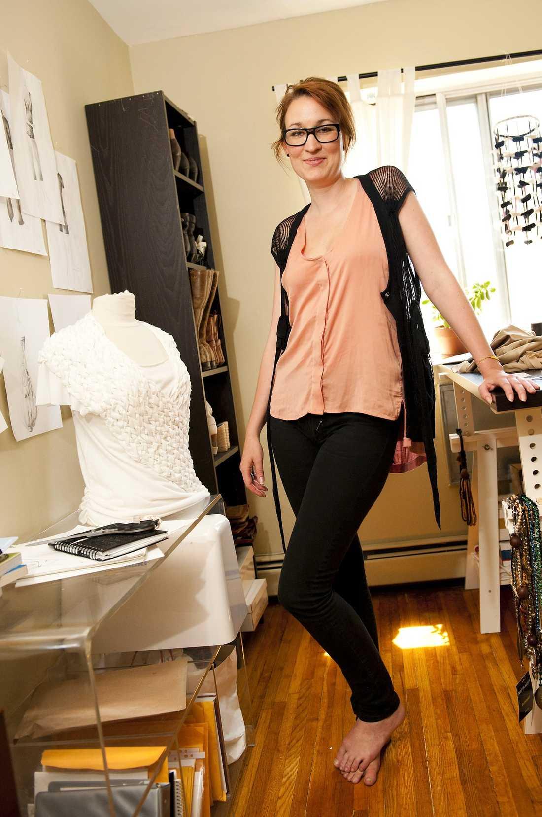 df660fc4ad9 Stina syr kläder åt Sarah Jessica Parker | Aftonbladet
